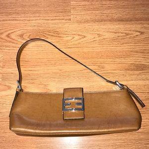 Brown vintage look Purse